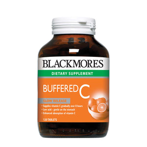 BUFFERED C 120s - Blackmores Corporate Program by Kat Asia Pte Ltd