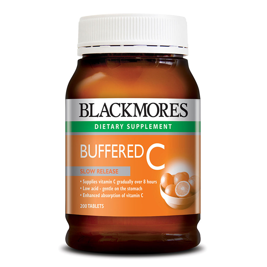 BUFFERED C 200s - Blackmores Corporate Program by Kat Asia Pte Ltd