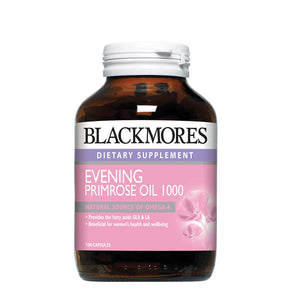 EVENING PRIMROSE OIL 1000 100s - Blackmores Corporate Program by Kat Asia Pte Ltd