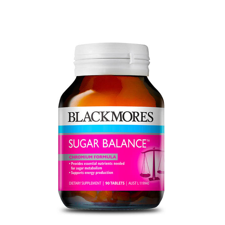 SUGAR BALANCE 90s - Blackmores Corporate Program by Kat Asia Pte Ltd