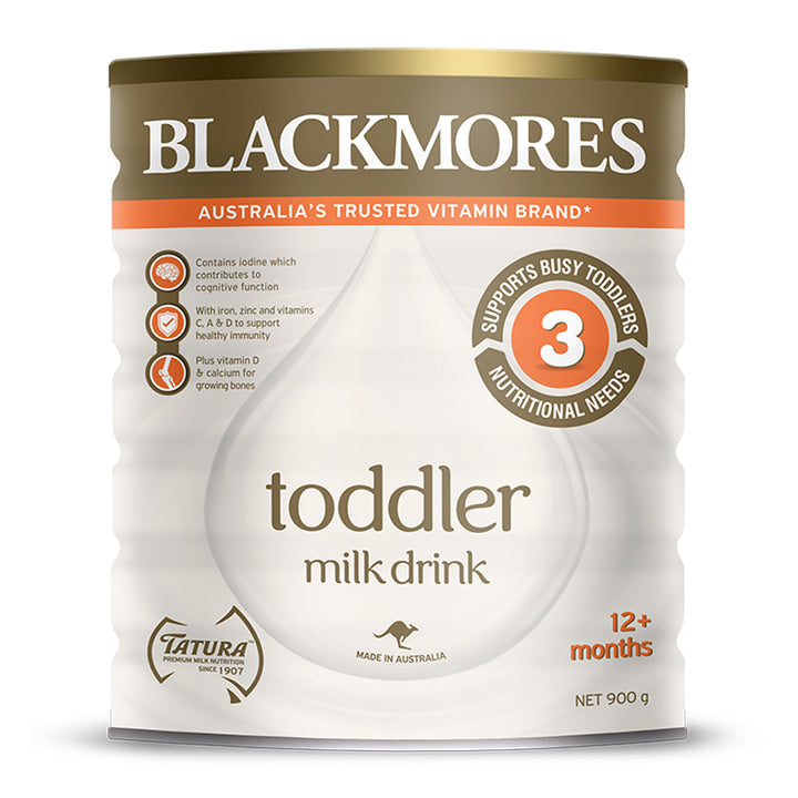TODDLER MILK DRINK - Blackmores Corporate Program by Kat Asia Pte Ltd