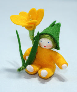 Crocus Baby | Waldorf Doll Shop | Eco Flower Fairies