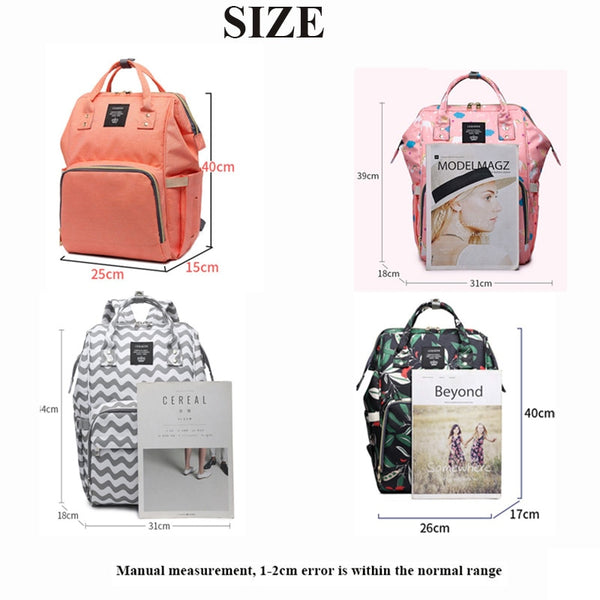Lequeen Bag Variant Sizes