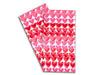 Baker Lovers Dream Tea Towels Set of 2-Pink Hearts
