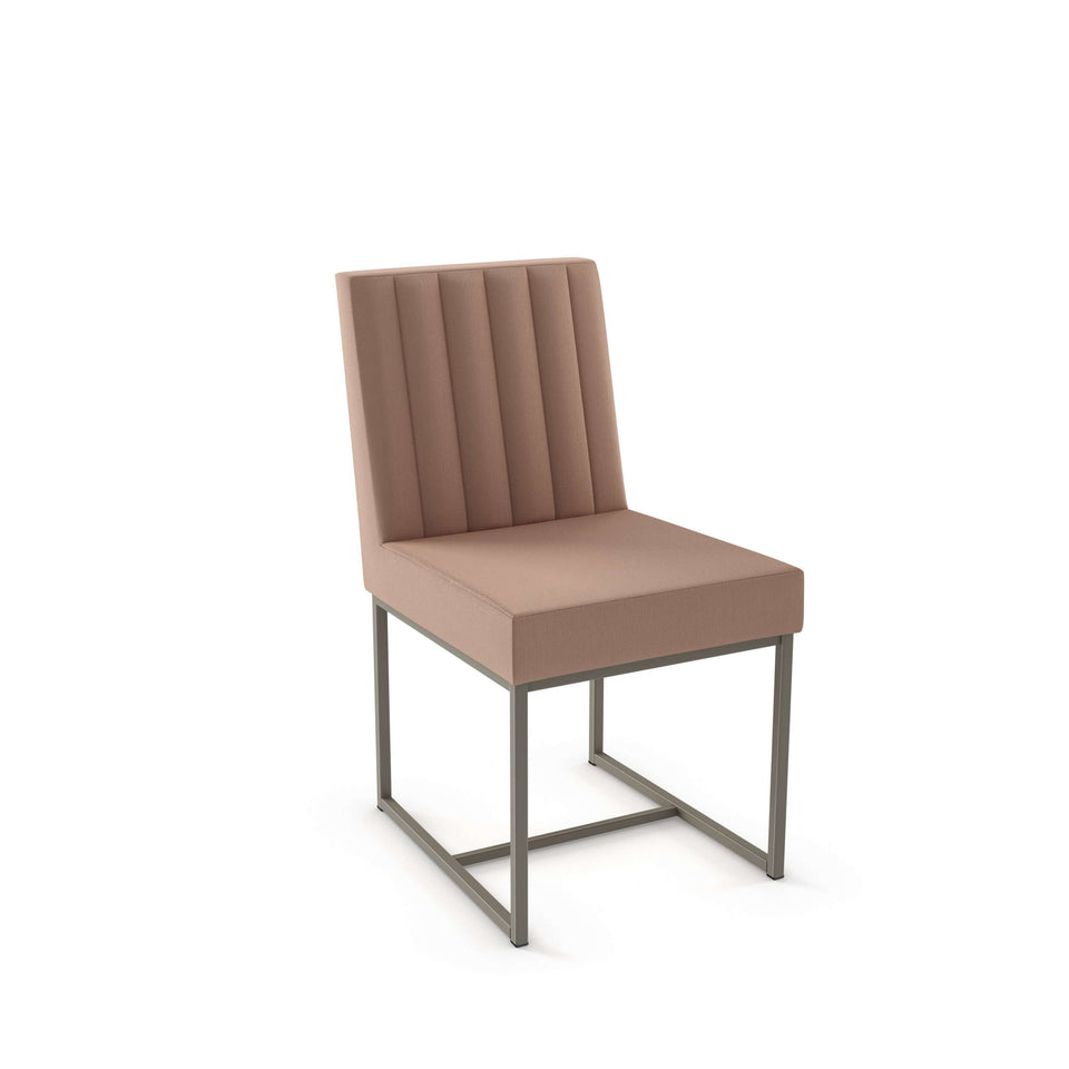 Darcy Dining Chair with Upholstered Seat and Backrest