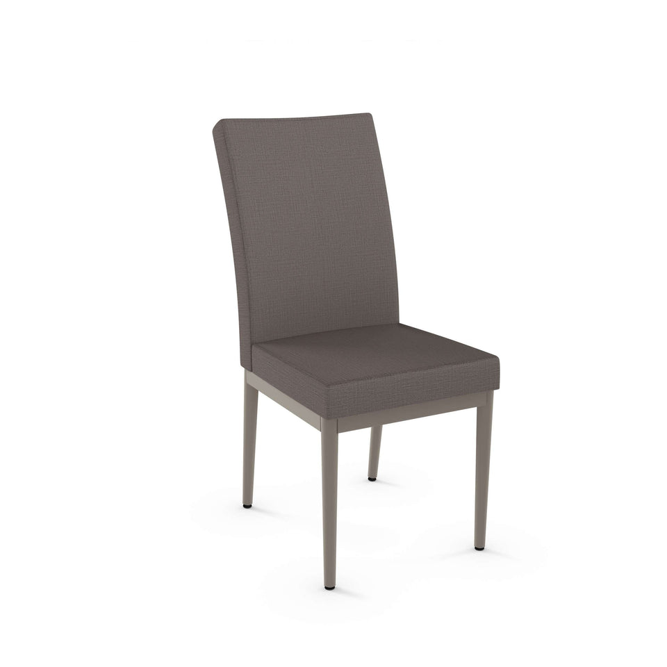 Marlon Dining Chair with Upholstered Seat and Backrest