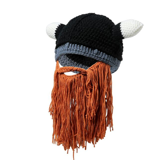 Bonnets barbe de viking