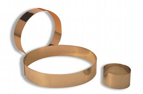 MOUSSE RING  - 3 to 11.75 inch (Matfer Bourgeat)