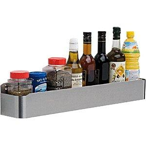 WALL MOUNTED SHELF FOR BOTTLES  (Matfer Bourgeat)