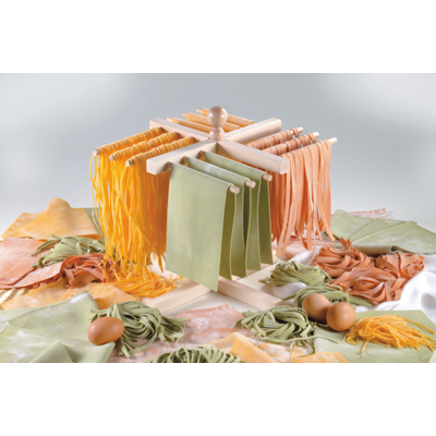PASTA DRYING Rack WITH 12 ARMS  (Matfer Bourgeat)