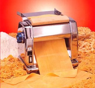 Imperia RM220 Pasta machine - motorized - 120 and 220 volt available - Cutters and Parts  (Matfer Bourgeat)