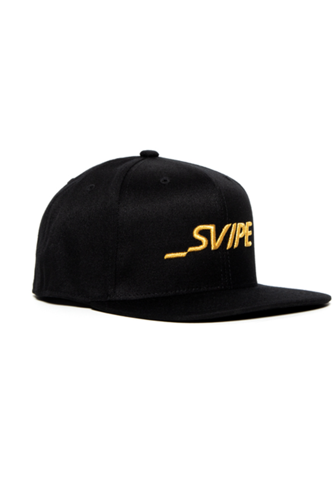Hercules SVIPE Hat - Black/Gold