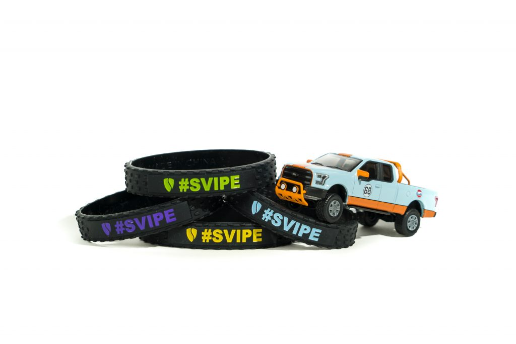 #SVIPE Wristbands