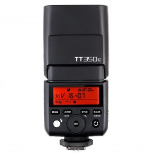 Godox TT350C Speedlight For Canon TTL HSS