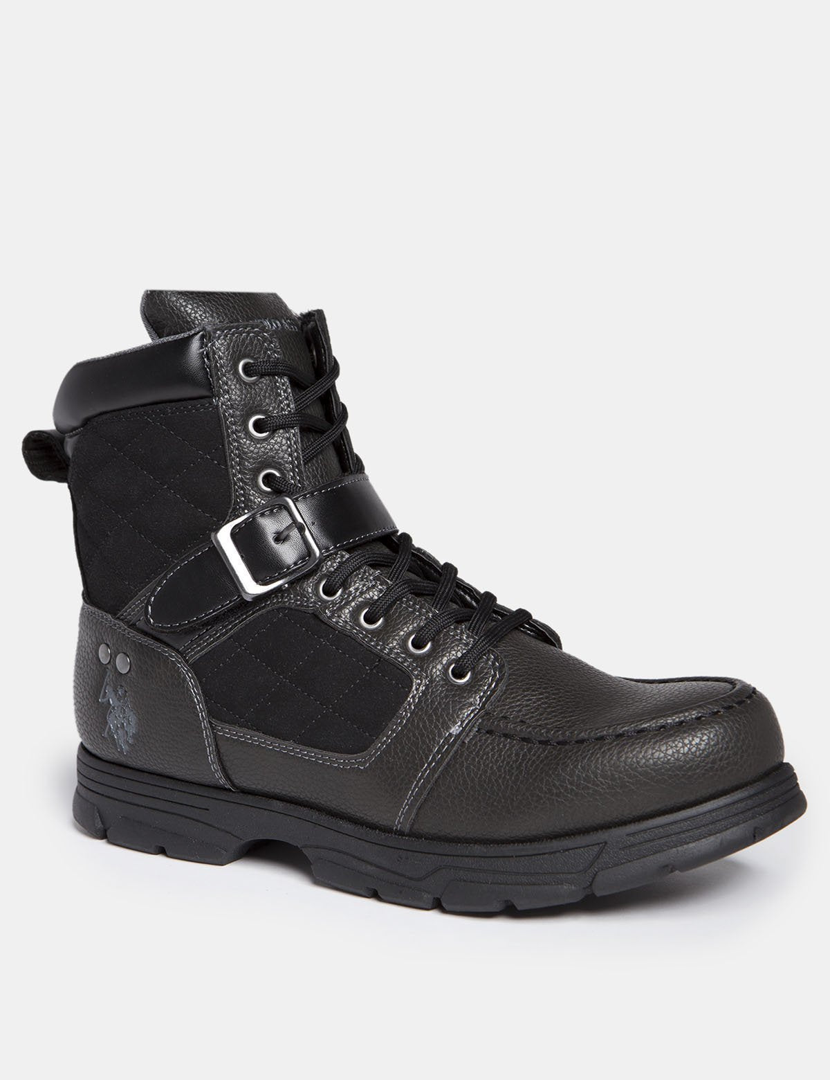 BRAYDON QUILTED BOOT