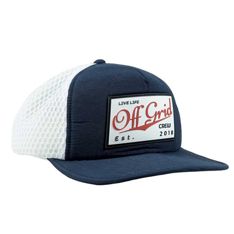 Vintage OGC Hat - Blue/White