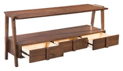 Graham Media Console Table