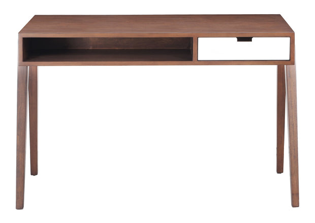 Linea Desk is From the Indoor Collection designed in Rubber Wood and MDF with Veneer . Linea Collection part of the Desks set.
