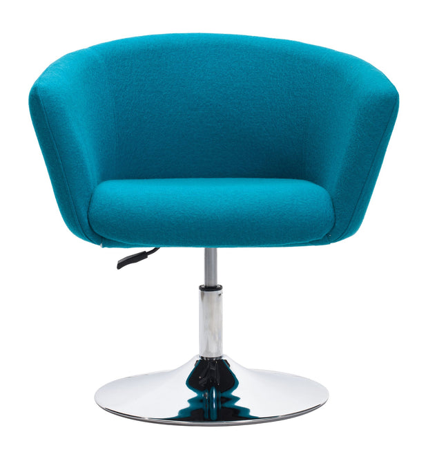 Umea Arm Chair Island Blue is From the Indoor Collection designed in Chromed Steel and Polyblend. Umea Collection part of the Chairs set.