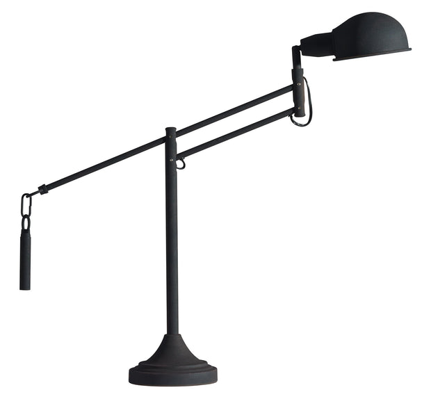 Skip Table Lamp From the Lighting Collection in Metal with In-line Switch. Skip Table Lamps bulb type is Type A19 with Max bulb watt at 40W with socket size E26