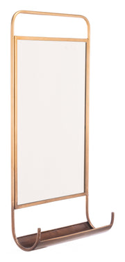 Wall Organizer Gold