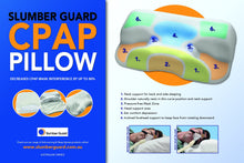 Load image into Gallery viewer, Slumber Guard CPAP Pillow
