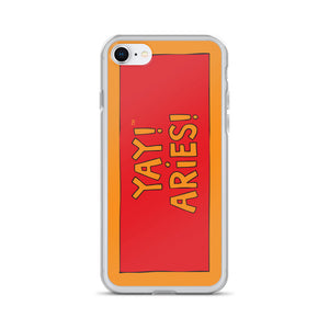 YAY! ARiES! iPhone Case