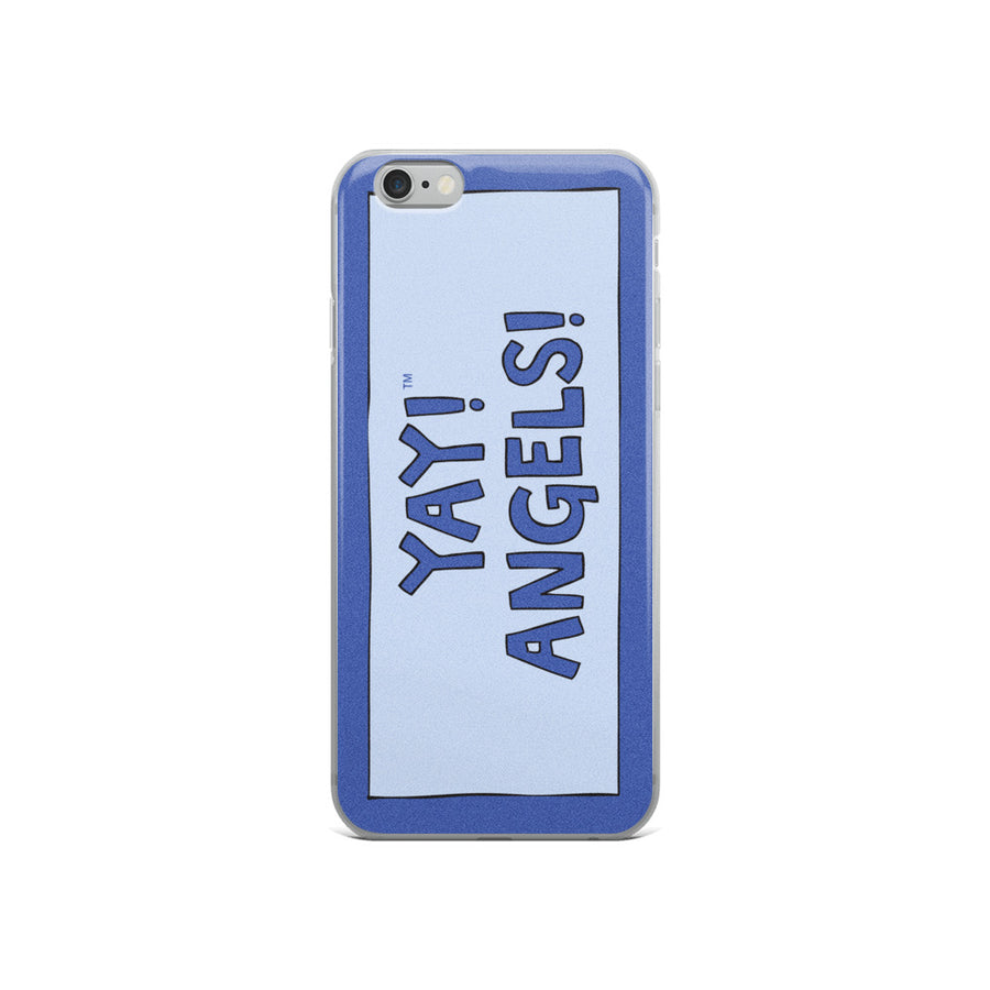 YAY! ANGELS! iPhone Case