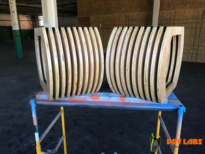 Parametric Plywood Bench Kit