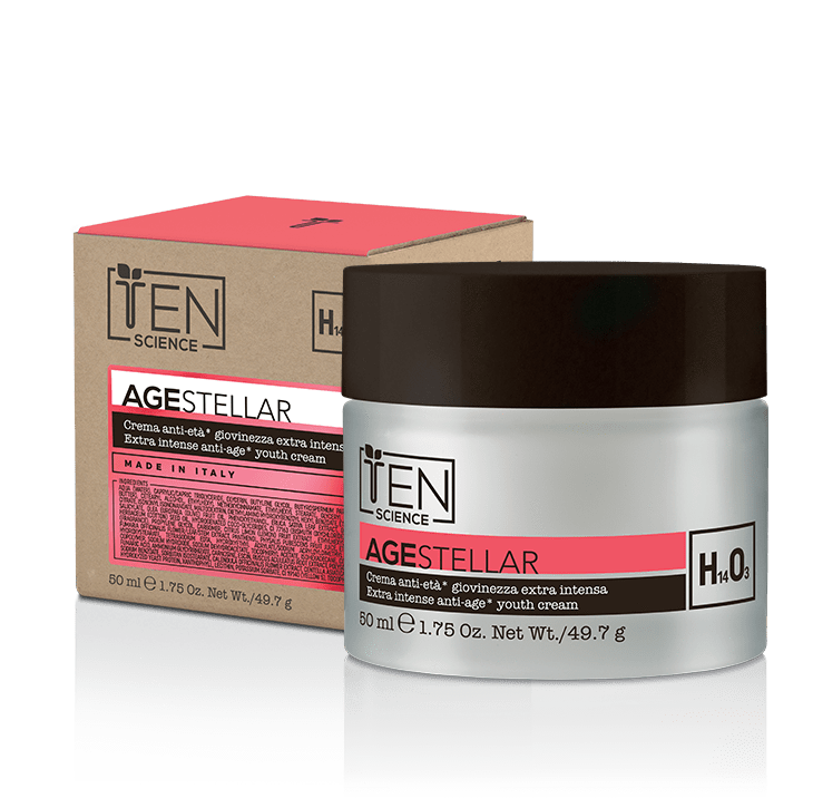 Ten Science Creme Ten Science Agestellar Crema anti-età giovinezza extra intensa