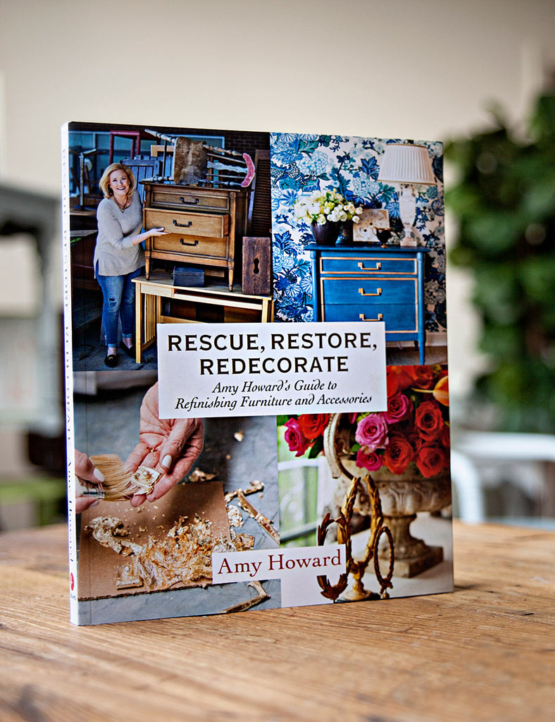 Rescue, Restore, Redecorate