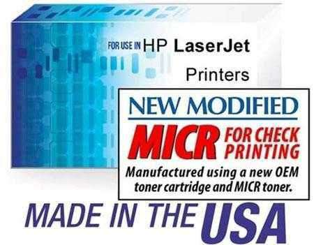 TROY / HP Q1338A (38A) LASERJET 4200 MICR TONER CARTRIDGE BLACK - NEW OEM