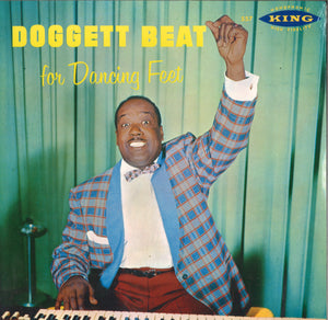 Bill Doggett Doggett Beat For Dancing Feet