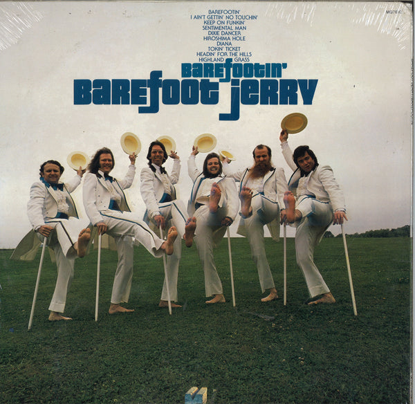 Barefoot Jerry Barefootin'