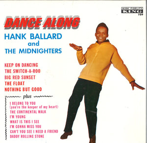 Hank Ballard and The Midnighters Dance Along