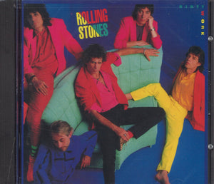 Rolling Stones Dirty Work