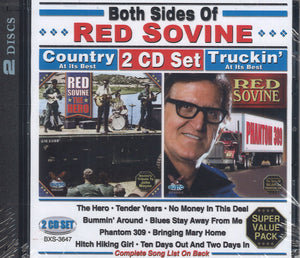 Both Sides Of Red Sovine: 2 CD Set