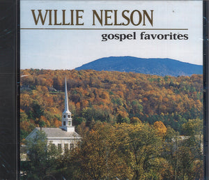 Willie Nelson Gospel Favorites