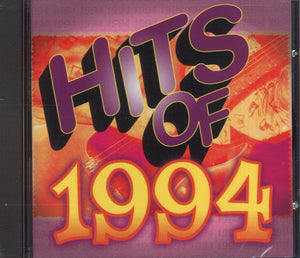 Various Artists Hits Of 1994