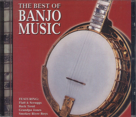 Various Artists The Best Of Banjo Music