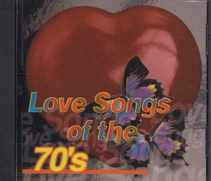 Various Artists Love Songs Of The 70's
