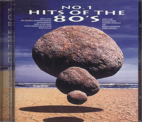 Various Artists No. 1 Hits Of The 80's