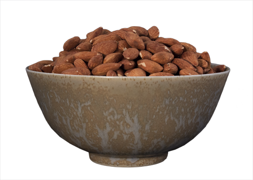 Almonds, Roasted