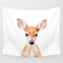 Cute Fawn Tapestry - Tapestry Shopping - Tapestries, Hippies and Wall Hangings