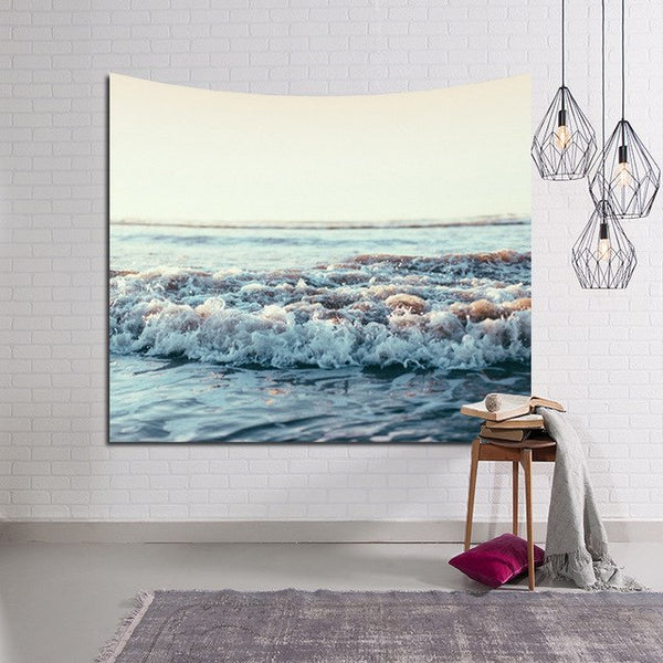 Twisted Wave Tapestry - Tapestry Shopping - Tapestries, Hippies and Wall Hangings