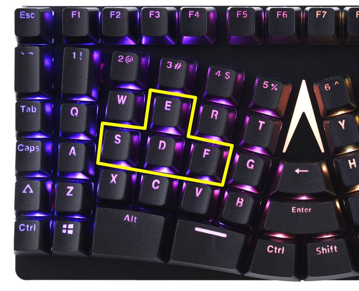 X-Bows for Gaming