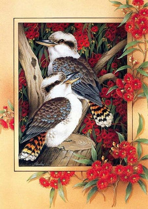 Birds on a Tree -DIY Diamond Painting