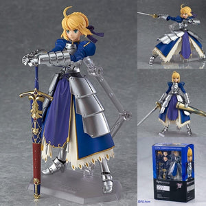 Fate Stay Night Figma Action Figure Collectible Model Toy