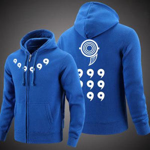 Naruto Akatsuki Glow In The Dark Hoodie Sweatshirt