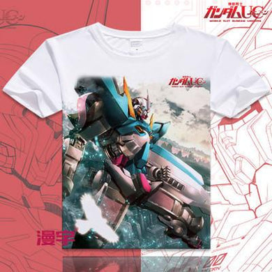 Gundam Short Sleeve Anime T-Shirt V16